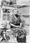 Frances Benjamin Johnston (1864-1952), ca. 1950, in New Orleans.