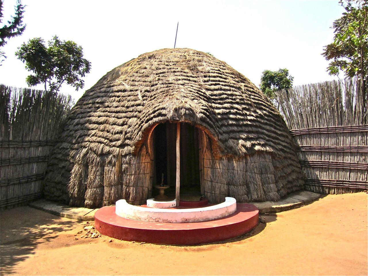 Traditional Rwanda Building Techniques Enclos Ure