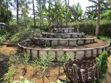 11 circle terrace garden