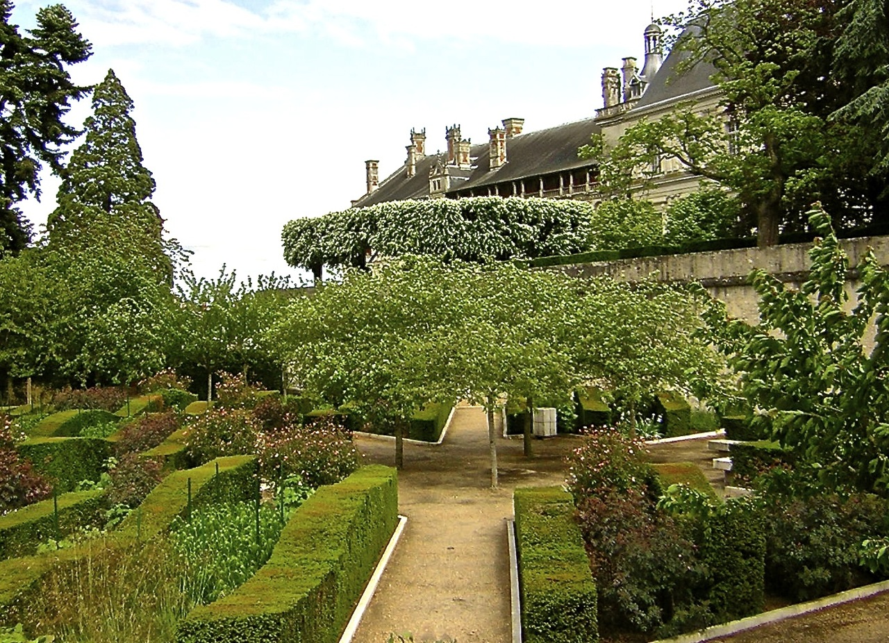 Gilles clement enclos ure for Le jardin graphique