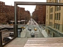 26th St. viewing platform.