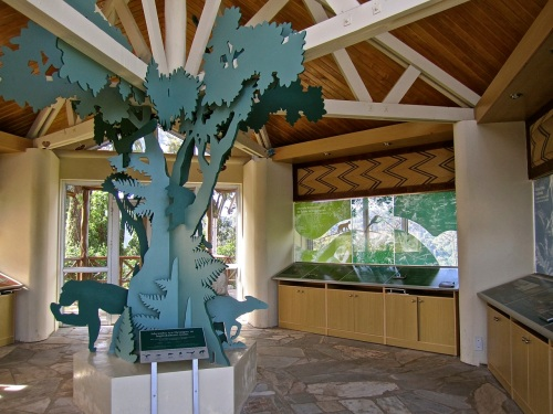 2a Uwinka Visitor Center, Nyungwe Park, Rwanda:enclos*ure