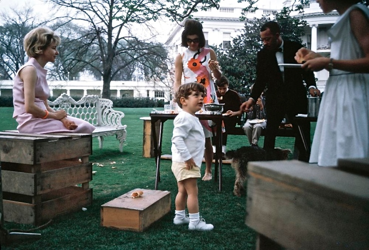 White House children's party, April 4, 1963/JFK Presidential Library
