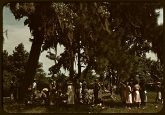 1939 Fourth of July on St. Helena's Island, SC, by Marion Post Wolcott, Library of Congress/enclos*ure