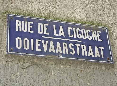 Street of the Stork.