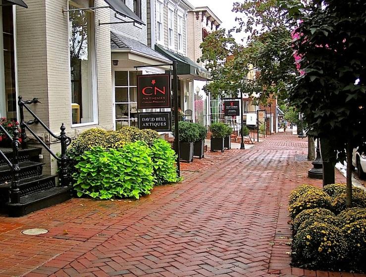 Planting in Georgetown:enclos*ure