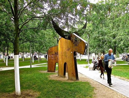 Brussels park:enclos*ure