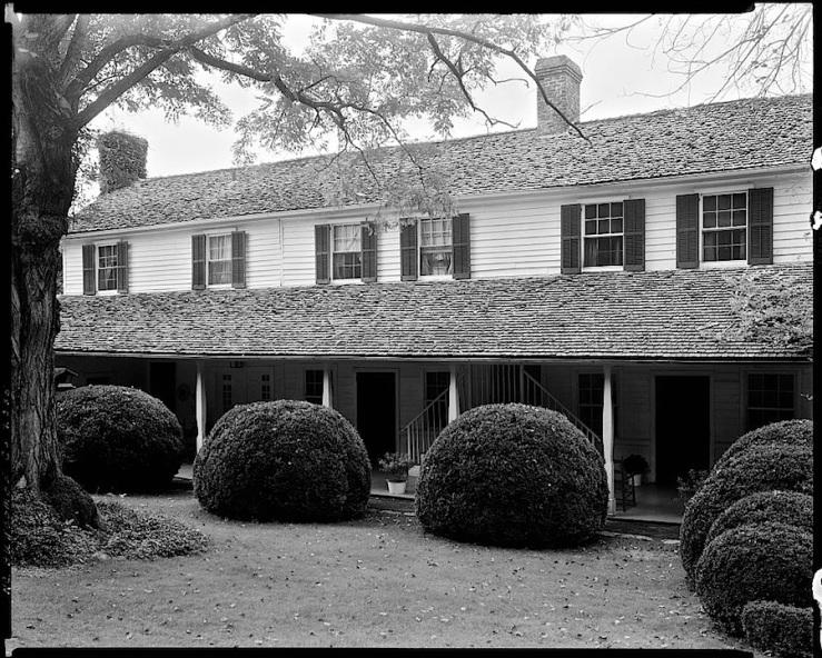 1 Sherrill Inn, North Carolina, 1938, via Library of Congress