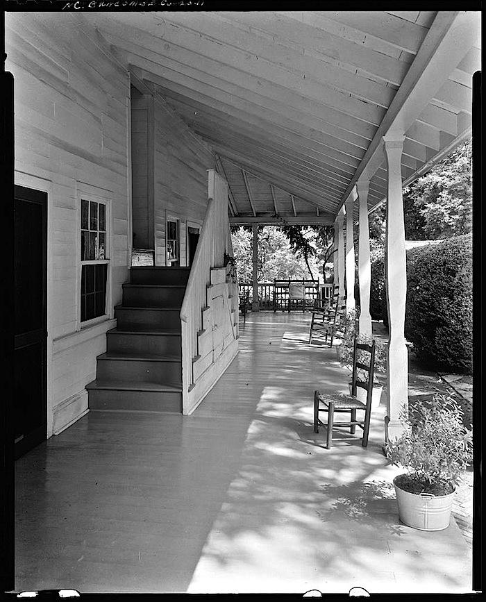 1a Sherrill Inn, North Carolina, 1938, via Library of Congress