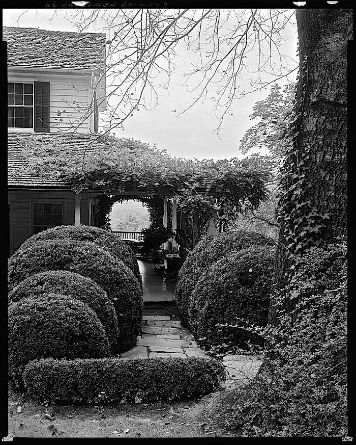 2bb Sherrill Inn, North Carolina, 1938, via Library of Congress