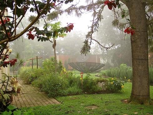 21. The cutting garden.