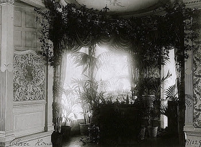 Winter garden:enclos*ure - Glover House, via Library of Congress