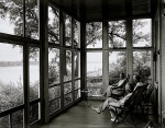 The Sunday porch: views, via Library of Congress