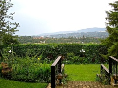 Mt. Kigali in the view.