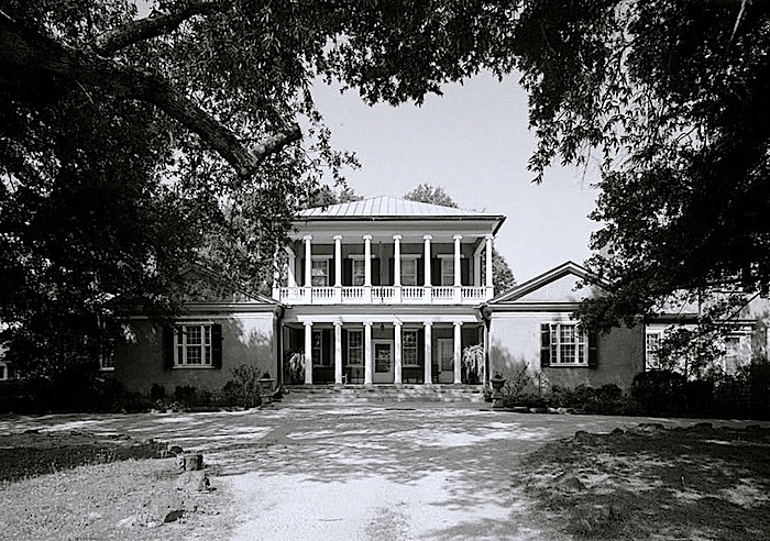 Borough House, S.C., HABS, Library of Congress
