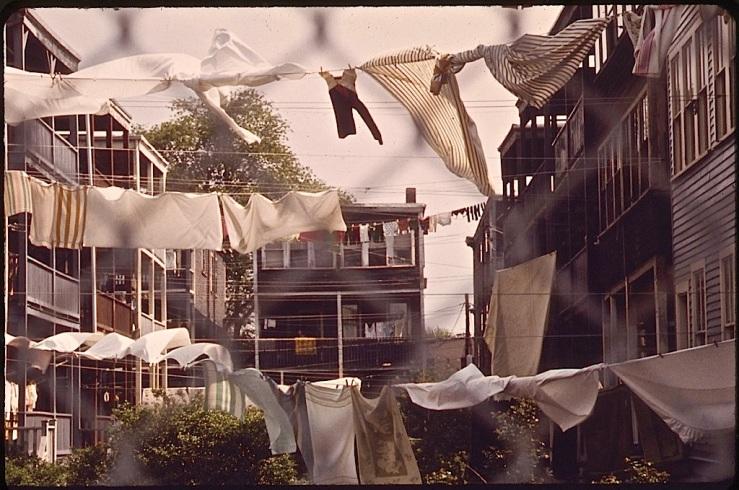 East Boston, c. 1973, via National Archives