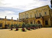 Villa Aurelia, built around 1650, is also part of the American Academy.