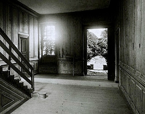 #9, view from hall, Nelson house, ca. 1915, LoC