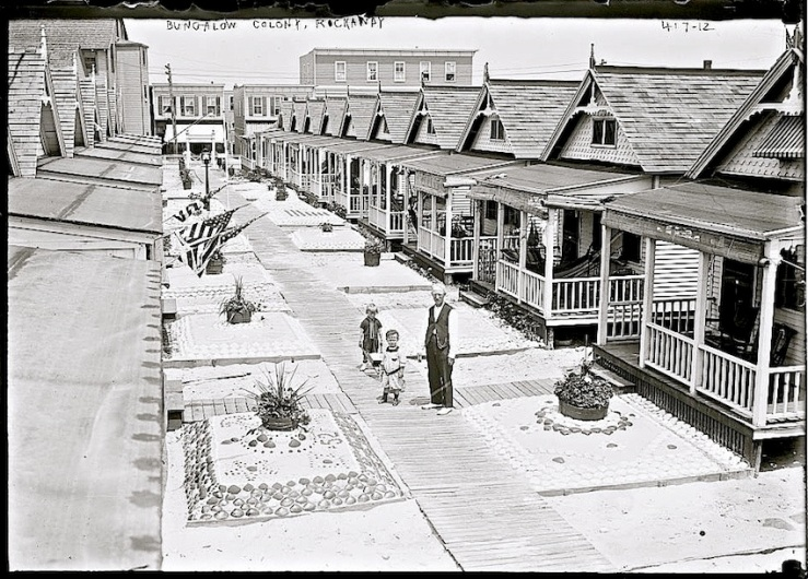 Bungalow, Rockaway NY, via LoC