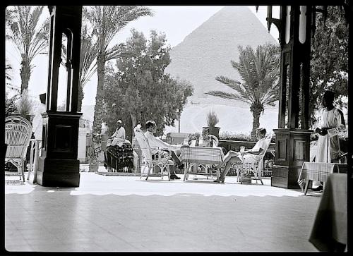 Tea in Egypt 3, Matson Col., LoC
