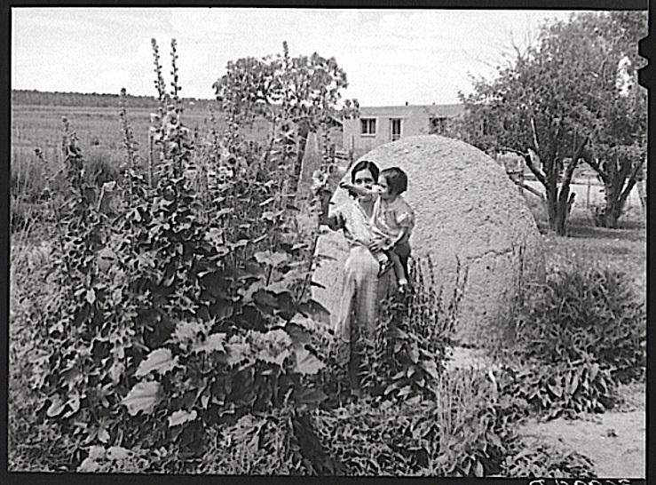 New Mexico, R. Lee, via LoC