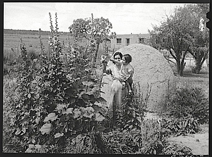 New Mexico, R. Lee, via LoC