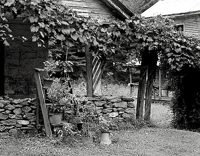 Struan, Arden, North Carolina, cropped, via Library of Congress