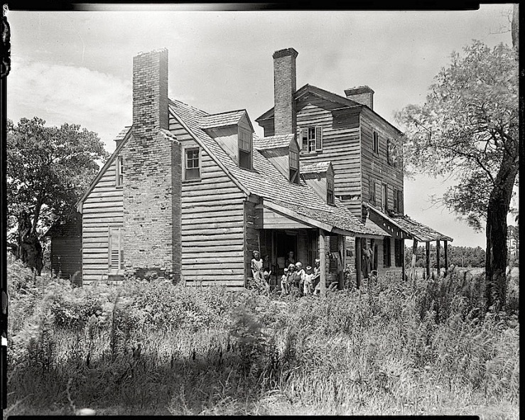 Bird's Nest Tavern, FBJohston, 1930s, Library of Congress