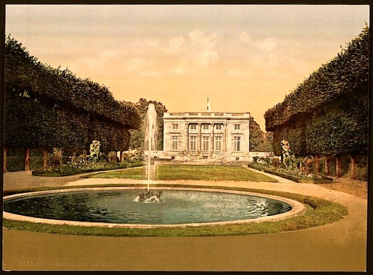 Petit Trianon, Versailles, France
