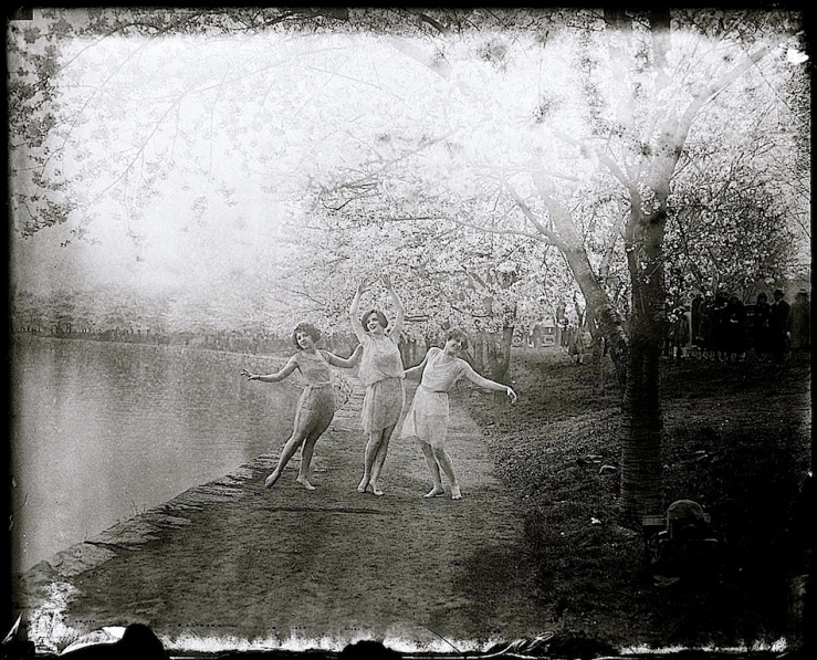 Rites of Spring, 1927, Wash.DC, Library of Congress