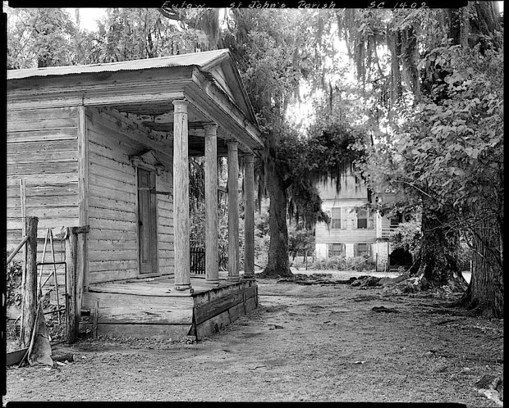 Eutaw Plantation, South Carolina, 1938, via Library of Congress
