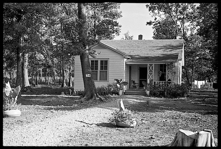 Dyess Colony, Arkansas, 1940, Library of Congres