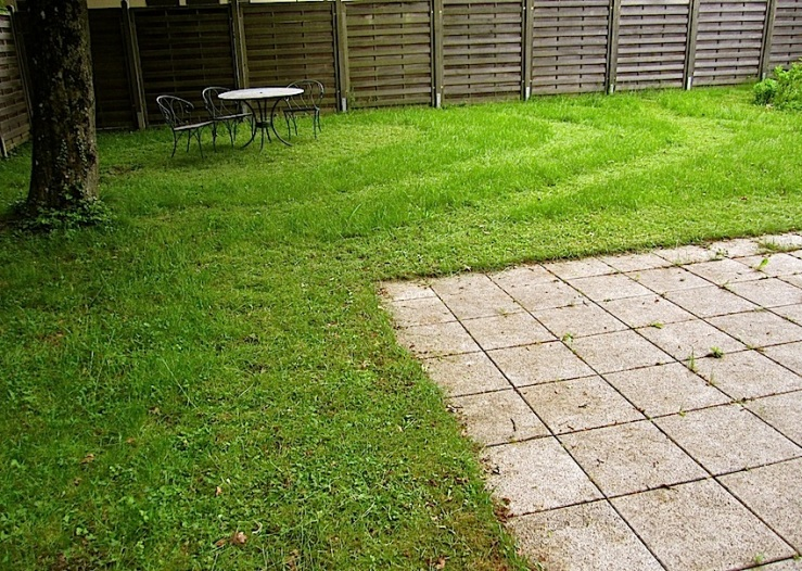 our yard 4, enclos*ure