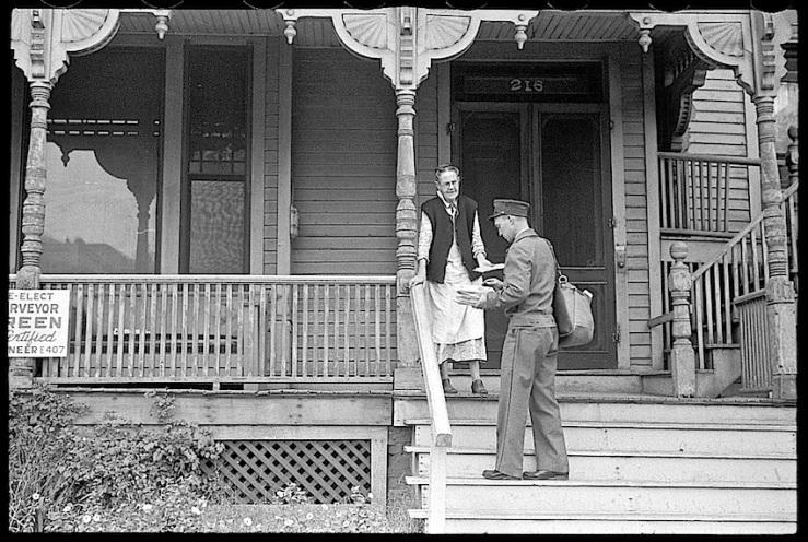 Mail, Omaha, NE, Library of Congress