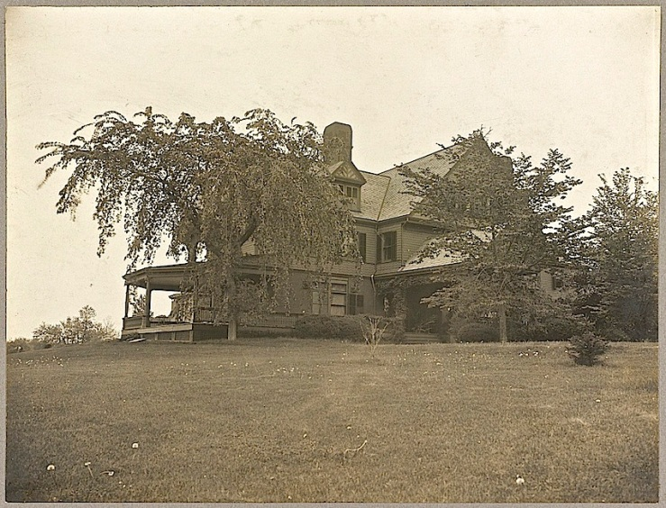 Sagamore Hill, ca. 1905, Library of Congress