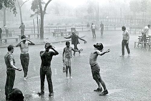 Tompkins Square Park, 1967, George Eastman House