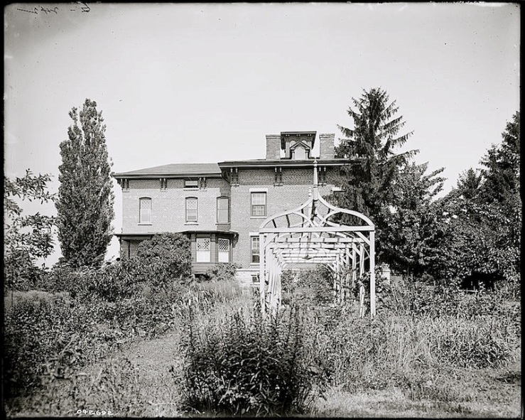 2 The Firs, ca. 1900, Library of Congress