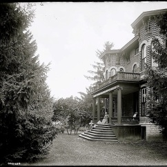 The Firs, ca. 1900, Library of Congress