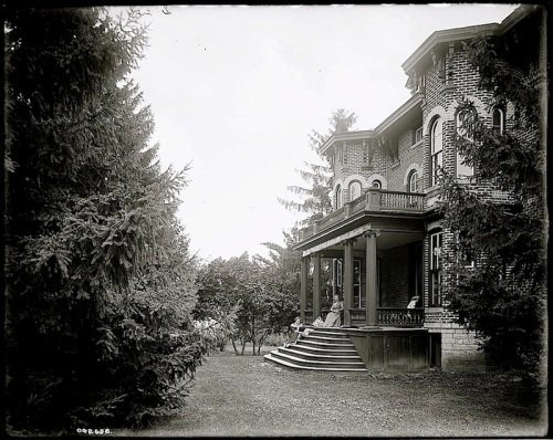 5 The Firs, ca. 1900, Library of Congress