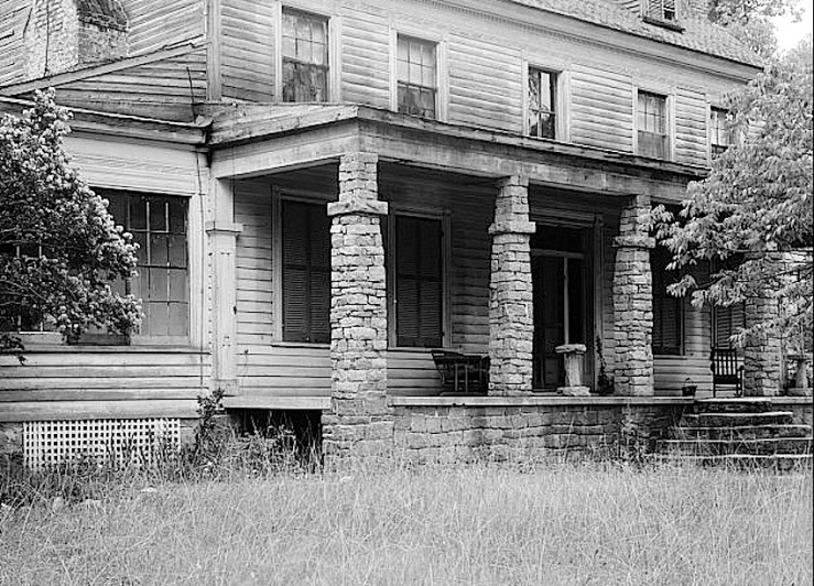 Pleasant Hill,cropped, N.C. F.B. Johnston, Library of Congress