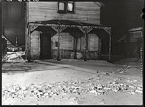South Dakota, 1940, J. Vachon, Library of Congress