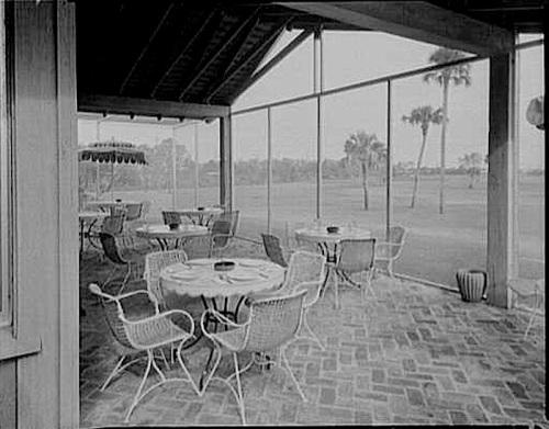 Golf course, Naples, FL, 1960 Library of Congress