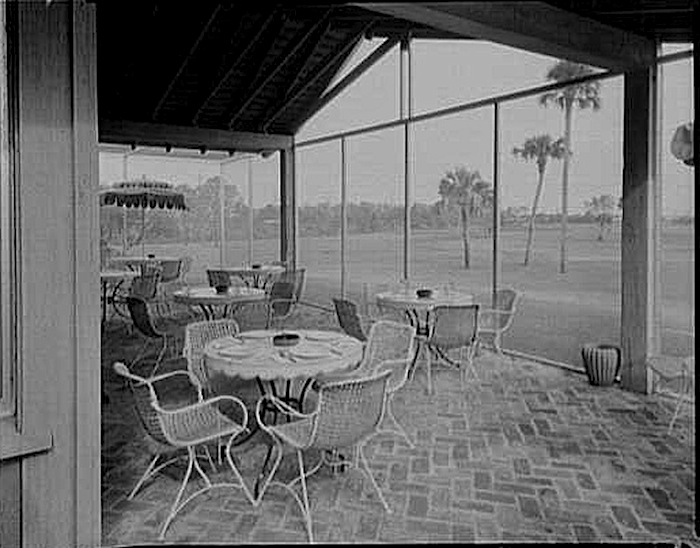Golf course, Naples, FL, 1960 Library of Congress