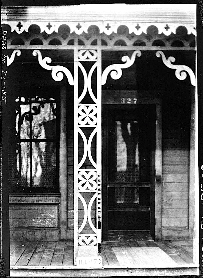 2 Palmer Hse., 1937, HABS, Library of Congress