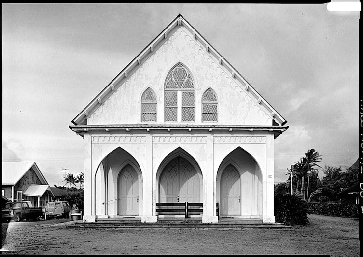 2 St. Francis Catholic Church, Kalaupapa, HI, HABS, Library of Congress