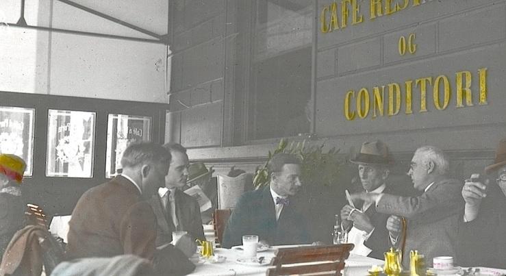 Copenhagen cafe, OSU on flickr