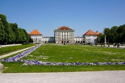 Schloss Nymphenburg, Munich, May 7, 2016, by enclos*ure
