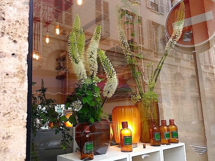 Rosebud, Paris, 2016, enclos*ure