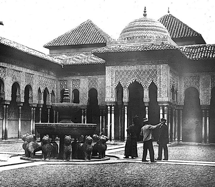 Alhambra, 1910, Tekniska museet