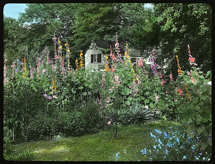 Mary Ball House, FB Johnston, Library of Congress